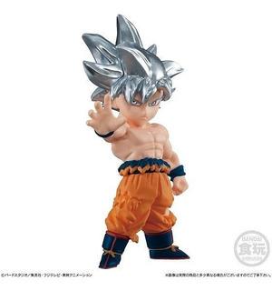 Dragon Ball Adverge Motion Son Goku Migate No Gakui