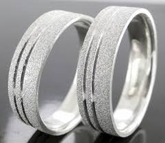 Par Aliança Compromisso Namoro Em Prata 950k