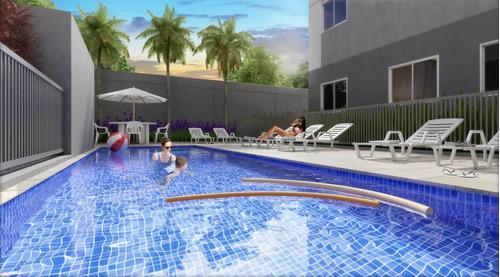 Imagem 1 de 12 de Apartamento 2 Dormitórios A Venda Em Obras