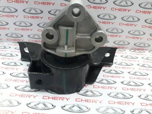 Base De Motor Y Caja Izquierda Chery Orinoco Original