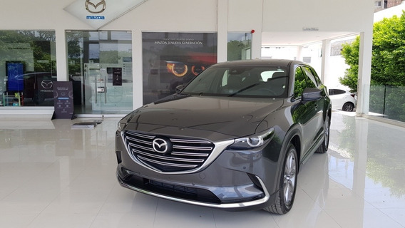 Mazda Cx9 2.5 Automatica 4x4 7 Puesto Machine Gray