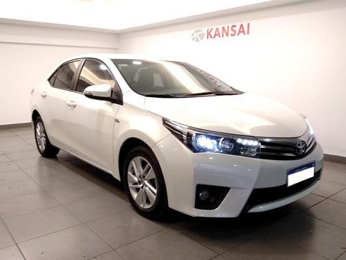 Toyota Corolla Xei Cvt Pack 2016