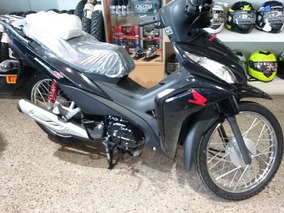 Honda Wave 110s 2017 0km Nuevo Modelo En Motorrader!!