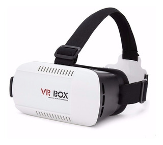 Visor 3d Vr Box 360° Imagenes Reales! Generacion 2