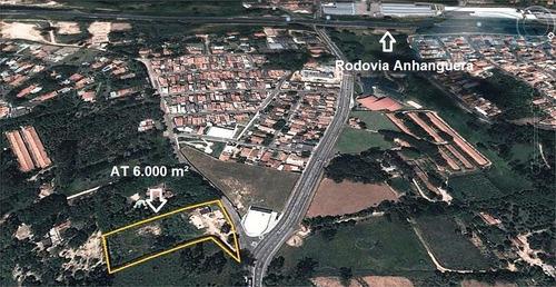 Imagem 1 de 13 de Área À Venda, 6800 M² Por R$ 2.400.000,00 - Vista Alegre - Vinhedo/sp - Ar0052