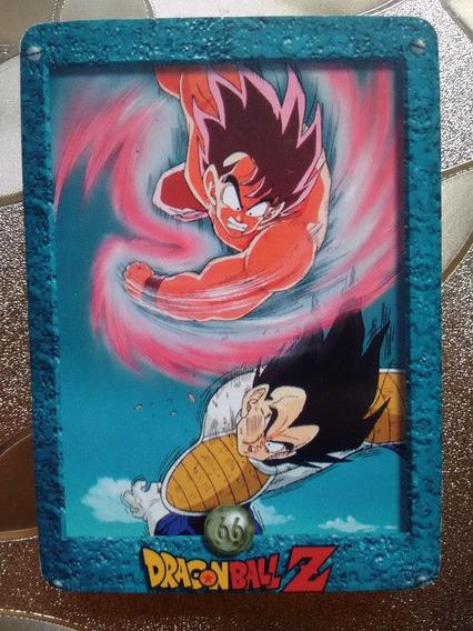 Tarjetas Imagics Dragon Ball Z 1-100 (1997)