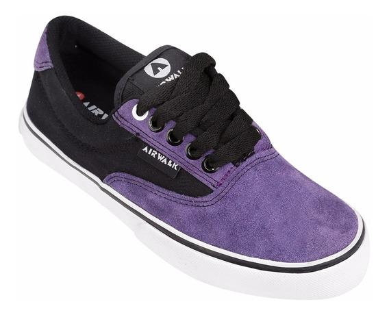 Zapatillas Airwalk Ntx Violeta Liquidación !