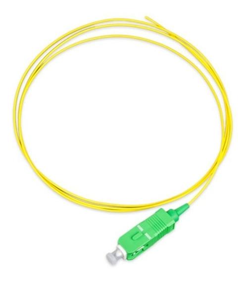 Pigtail Patchcord Fibra Óptica Sc/apc 0.9mm Simple 3m Ditron