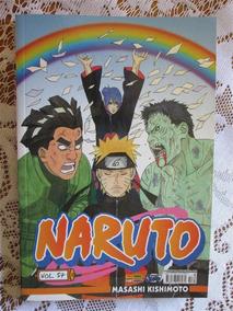 Naruto 54 - Masashi Kishimoto - Primeira Publicação