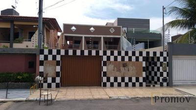 Casa Com 4 Dormitórios À Venda Por R$ 680.000 - Coroa Do Meio - Aracaju/se - Ca0322