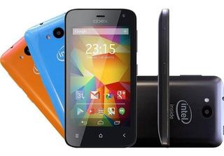 Celular Qbex X Go Hs011 Tela 4 Dual 3g 4gb 5mp Anatel Novo