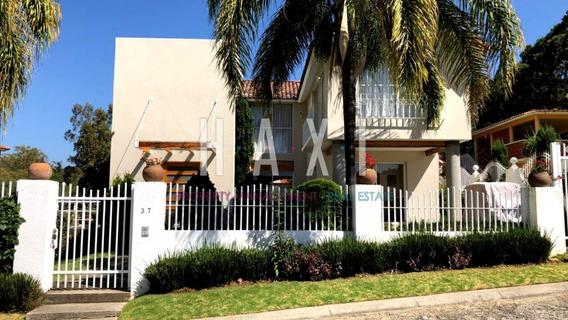 Hermosa Residencia En Gran Reserva Ixtapan De La Sal