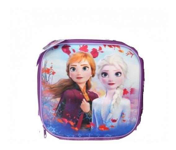 Lonchera Lunchera 3d Frozen 2 Disney Original Casa Valente