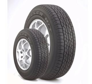 235/60 R16 100h Bridgestone Dueler H/t687 Combo X 2 Cub