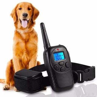 Collar Electrico Adiestramiento Perros Canino Recargable Pro