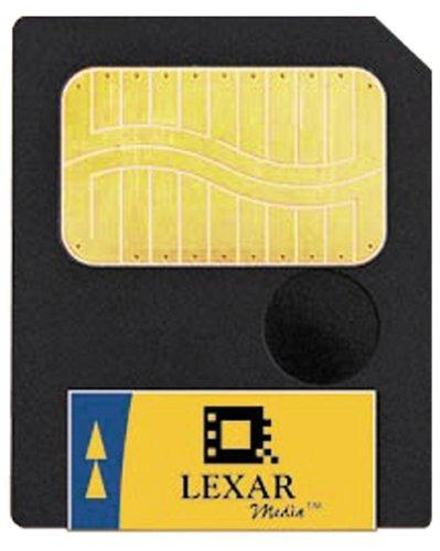 Lexar Media 128mb Smartmedia Digital Film ( Sm128-231 )