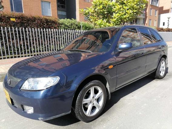 Mazda Allegro Hatchback 1300 Cc M/t F/e 2003
