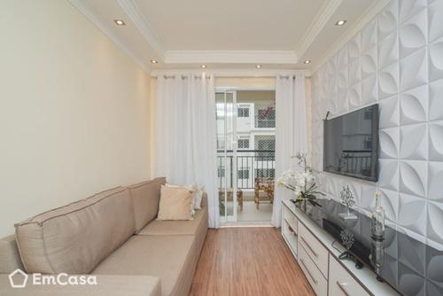 Imagem 1 de 10 de Apartamento À Venda Em São Paulo - 22478