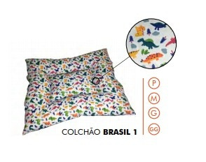Colchao Brasil 1 G 60x70cm