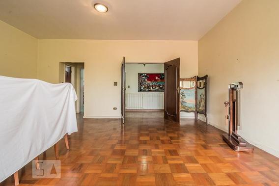 Ampla Casa Em Bairro Nobre De Sp (residencia Ou Comercio)