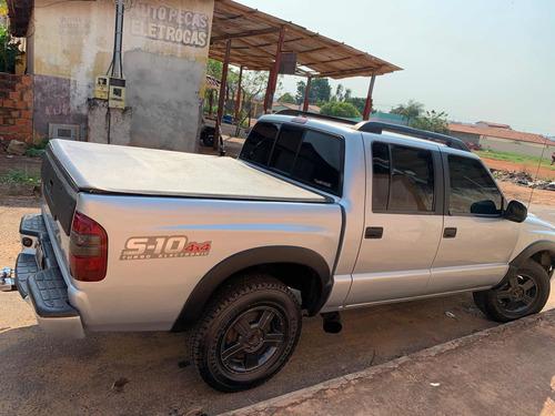 Chevrolet S10 2008 2.8 Tornado Cab. Dupla 4x4 4p