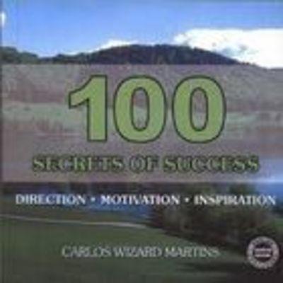 Livro 100 Secrets Of Sucess Carlos Wizard Martins
