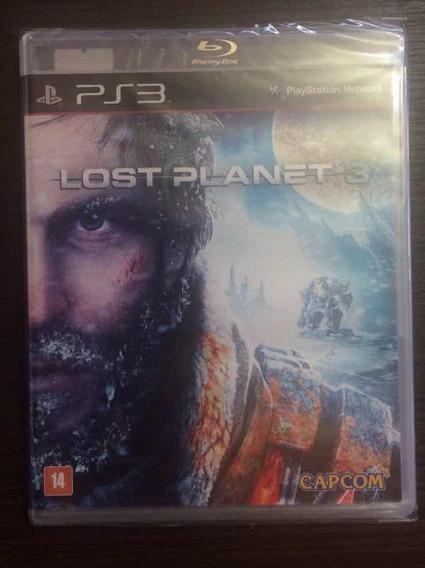 Jogo Lost Planet 3 - Playstation 3 (mídia Física)