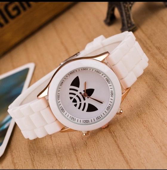 Relógio Casual Unissex adidas Branco
