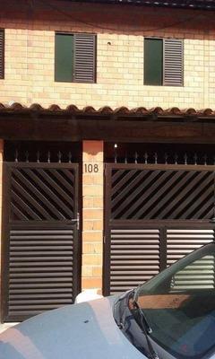 Casa Em Vila Voturua, São Vicente/sp De 67m² 2 Quartos À Venda Por R$ 205.000,00 - Ca221353