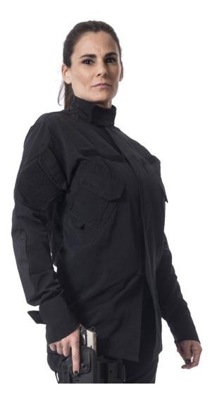 Chaqueta Cover Cop Tactica Ripstop Antidesgarro Mujer