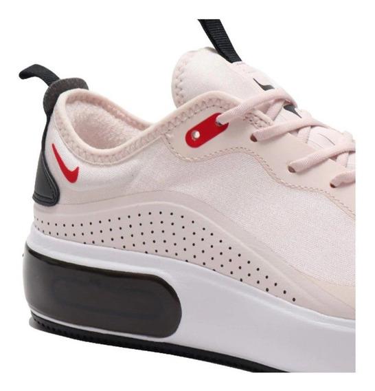 Tenis Nike Air Max Dia Rosa, Negro, Rojo,100% Original