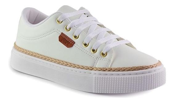 Tenis Seven Branco - 2251-01
