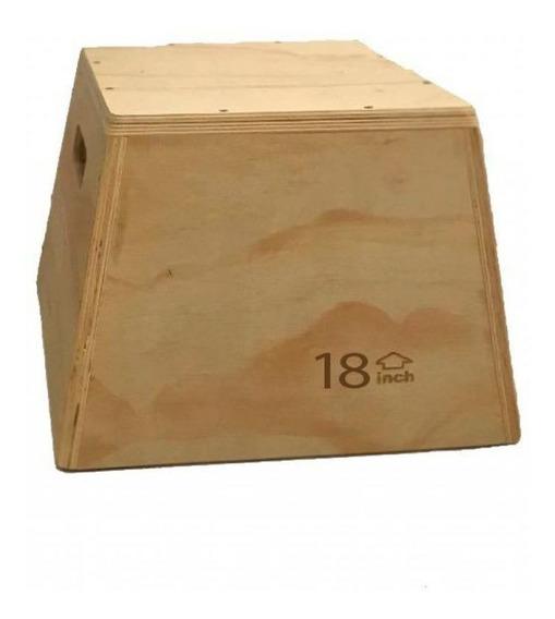 Kit Salto Pliométrico 12, 18 20 24 E 30 Polegadas Crossfit T