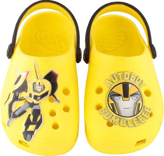 Babuche Plugt Transformers Bumblebee