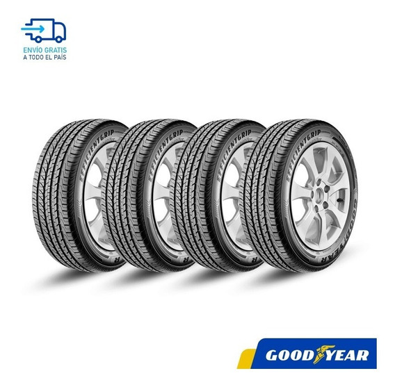 Kit X4 Goodyear 255/60 R18 Efficientgrip - Cuotas