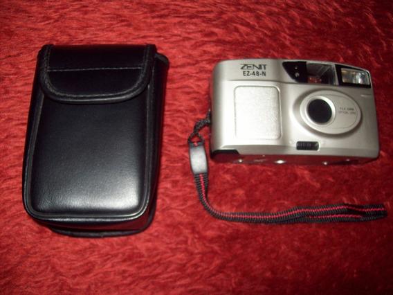 Maquina Fotográfica Zenit Ez-48-n