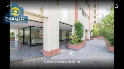 Apartamento Residencial À Venda, Jardim Bela Vista, Santo André. - Ap8774