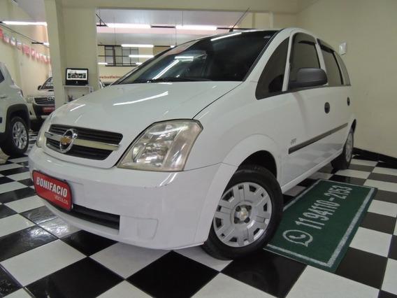 Chevrolet/ Meriva Joy 1.8- Flex - Branca- Completo-2008
