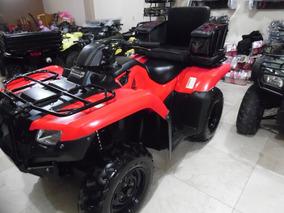Honda 420 2014 4x4 Legalisada Seminueva Poco Uso