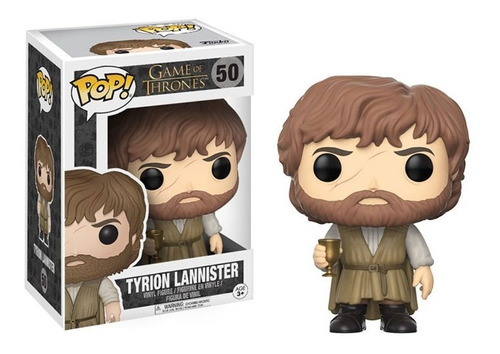 Funko Pop! Tyrion Lannister Game Of Thrones #50