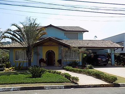 Casa Em Parque Das Artes, Embu Das Artes/sp De 680m² 4 Quartos À Venda Por R$ 2.500.000,00 - Ca121969