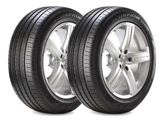 Kit X2 Pirelli Scorpion Verde 255/55 R19 111h Neumen