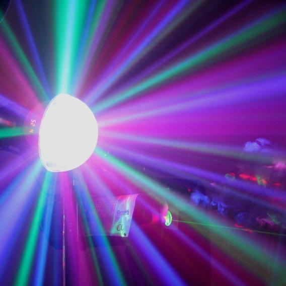 Alquiler Sonido Dj Luces Led Karaoke Proyector Envio Gratis