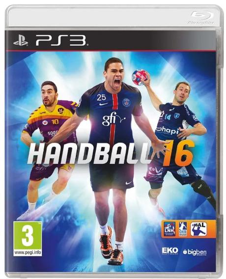 Handball 16 Ps3 Novo Lacrado Mídia Física Original