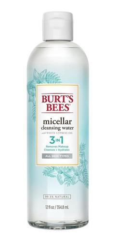 Agua Micellar Burt's Bees Limpiadora 355 Ml