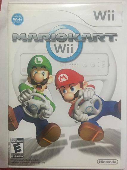 Mario Kart Nintendo Wii Original