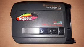 Filmadora Panasonic Pv A 296 Leia Com Atenção O Anúncio