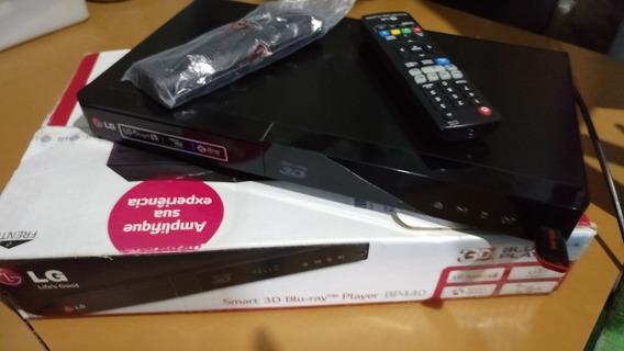 Bluray 3d LG Bp440 Defeito De Conectividade Com Controle