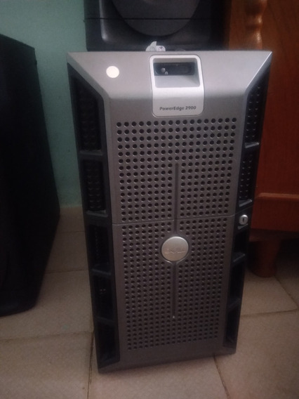 Servidor Dell Poweredge 2900 Xeon E5410 2gb Scsi Sas 400gb