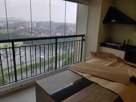 95m 3 Dorm Com Suíte + Lavabo E 2 Vagas Cobertas